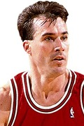 Photo of John Paxson 1986-87 Splits