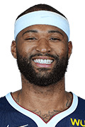 Photo of DeMarcus Cousins 2014-15 On/Off
