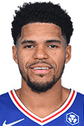 Photo of Tobias Harris 2011-12 On/Off