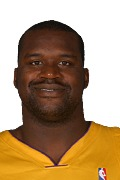 Photo of Shaquille O'Neal 2000-01 Splits