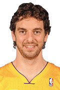 Photo of Pau Gasol 2011-12 Lineups