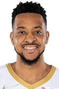 Photo of C.J. McCollum 2016-17 Splits