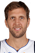 Photo of Dirk Nowitzki 2013-14 Shooting