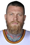 Photo of Chris Andersen 2013-14 On/Off