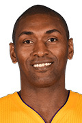 Photo of Metta World Peace 2011-12 Lineups