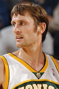 Photo of Brent Barry 1997-98 Splits