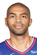 Photo of Nicolas Batum 2011-12 Splits