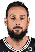 Photo of Marco Belinelli Career Splits