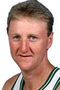 Photo of Larry Bird 1984-85 Game Log