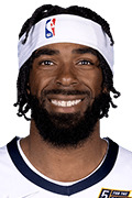 Photo of Mike Conley 2013-14 On/Off