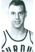 Photo of Terry Dischinger 1963-64 Game Log