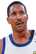 Photo of Alex English 1986-87 Splits