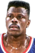 Photo of Patrick Ewing 1987-88 Game Log