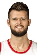 Photo of Joel Freeland 2013-14 Shooting