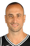 Photo of Manu Ginobili 2008-09 Game Log