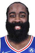 Photo of James Harden 2017-18 On/Off