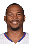 Photo of Chuck Hayes 2011-12 Splits