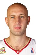 Photo of Zydrunas Ilgauskas 2003-04 Shooting