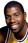 Photo of Magic Johnson 1984-85 Game Log