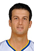 Photo of Jason Kapono 2008-09 Splits