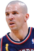 Photo of Jason Kidd 2011-12 Game Log