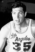 Photo of Rudy LaRusso 1965-66 Game Log