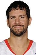 Photo of Brad Miller 2011-12 On/Off