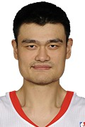 Photo of Yao Ming 2008-09 Game Log