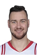 Photo of Donatas Motiejunas