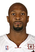 Photo of Alonzo Mourning 2007-08 Splits