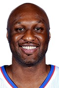 Photo of Lamar Odom 2011-12 Lineups
