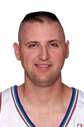 Photo of Greg Ostertag 2000-01 Lineups