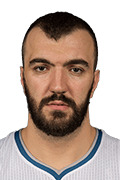 Photo of Nikola Pekovic 2011-12 Game Log