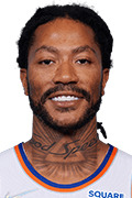 Photo of Derrick Rose 2017-18 Splits
