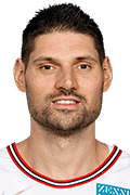 Photo of Nikola Vucevic 2013-14 On/Off