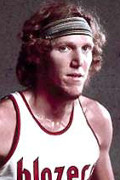 Photo of Bill Walton 1986-87 Game Log