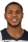 Photo of Marcus Georges-Hunt