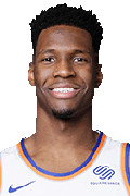 Photo of Nigel Hayes