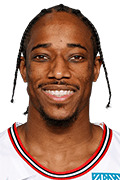 Photo of DeMar DeRozan