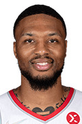 Photo of Damian Lillard Playoffs Game Log