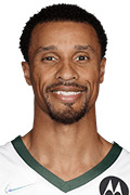 Photo of George Hill Playoffs Game Log