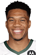 Giannis Antetokounmpo Player Stats 2020