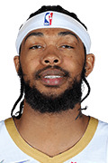 Brandon Ingram Player Stats 2020