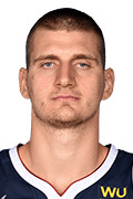 Nikola Jokic Player Stats 2020