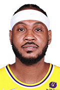Carmelo Anthony Player Stats 2020