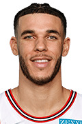 Lonzo Ball Player Stats 2020