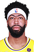Anthony Davis Player Stats 2020