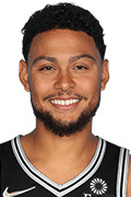 Bryn Forbes Player Stats 2020