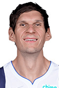 Boban Marjanovic Player Stats 2020